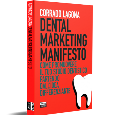 libro dental marketing manifesto copertina